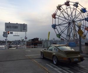 Porsche Ferris Wheel