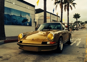 Porsche Waiting